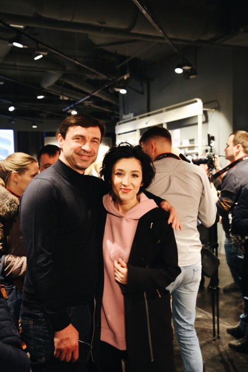 Владислав Ващук и Анна Завальская