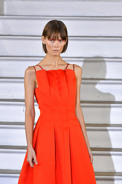 Ірина Кравченко на шоу Maison Rabih Kayrouz Couture весна-літо 2020