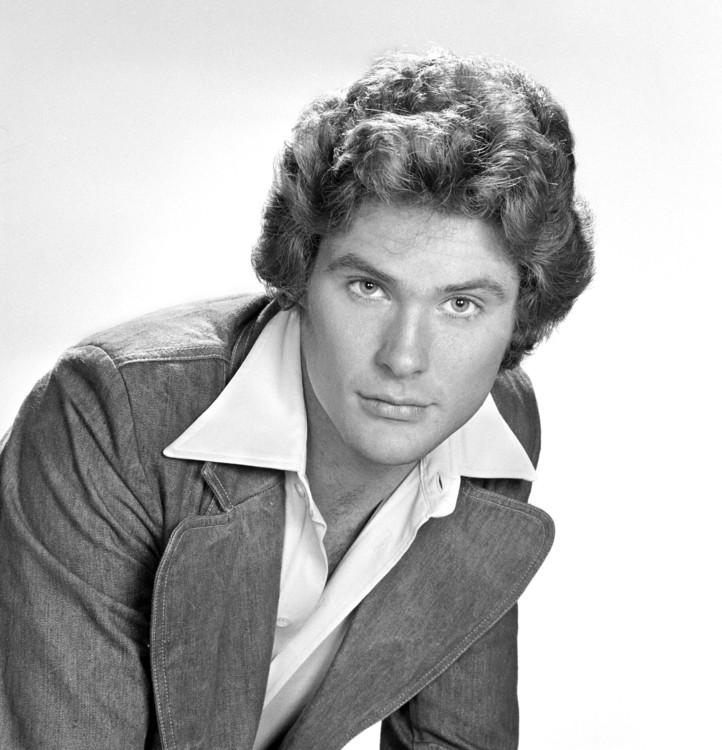 Дэвид Хассельхофф, 1975