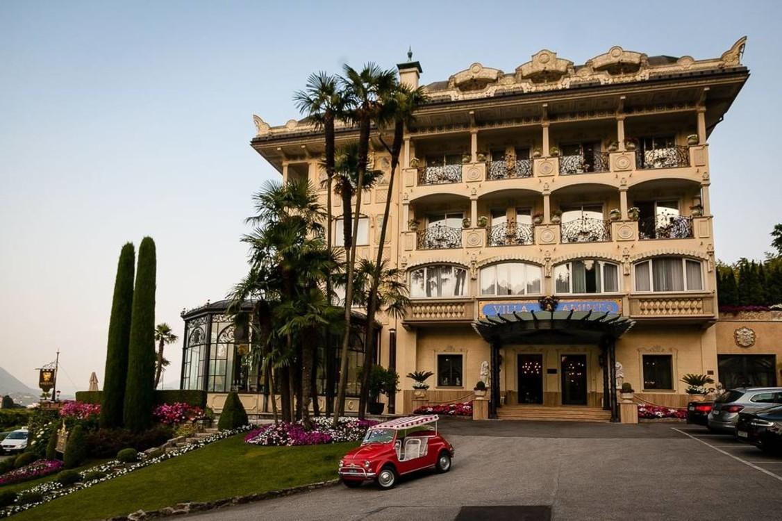 Отель Villa e Palazzo Aminta