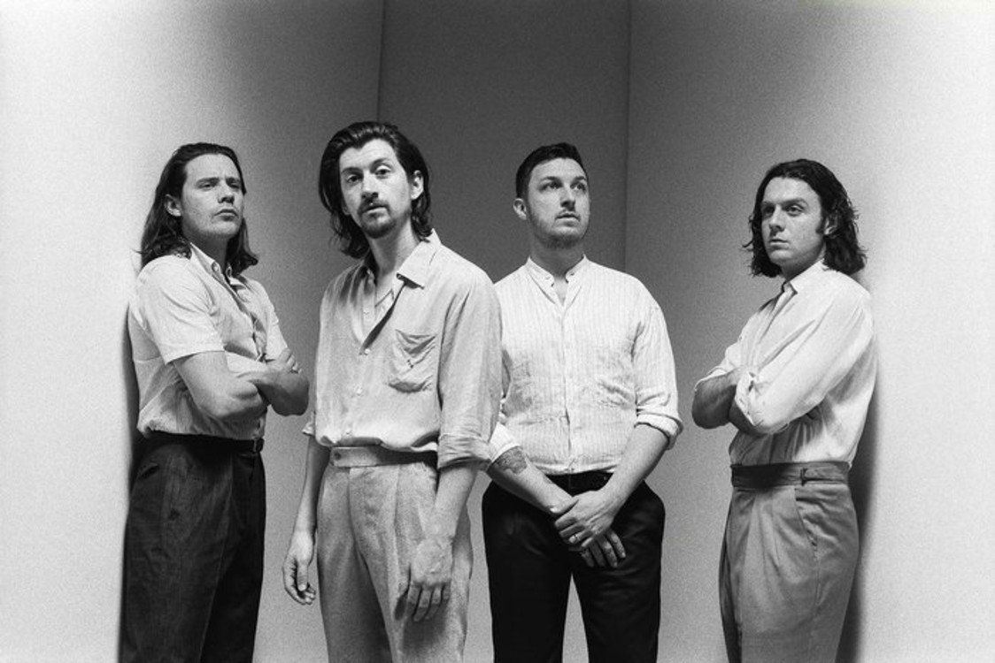 Arctic Monkeys в 2018 году