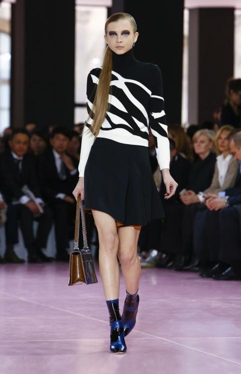 Dior, осень-зима – 2015