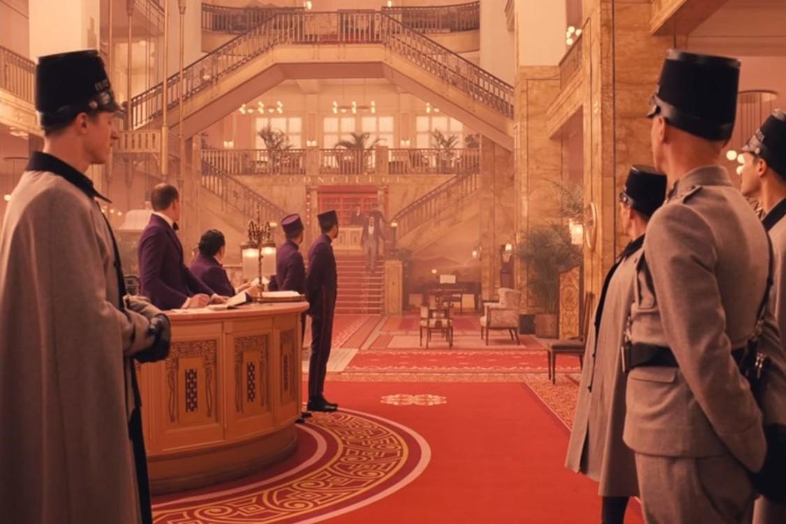 Готель «Гранд Будапешт», 2014