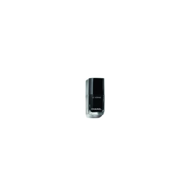 Лак для ногтей Le Vernis №713 Pure Black