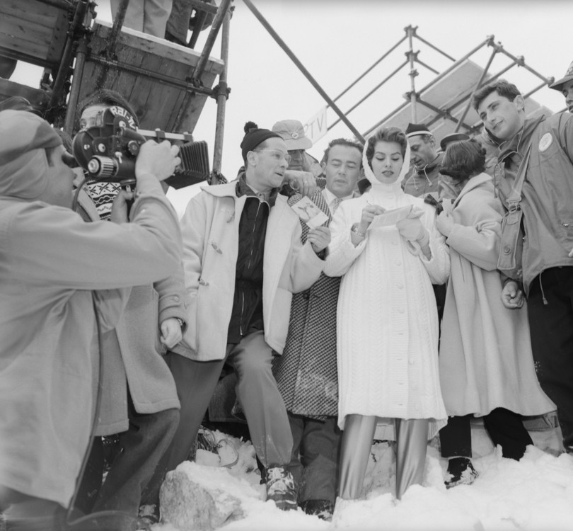 Софі Лорен, 1956 рік