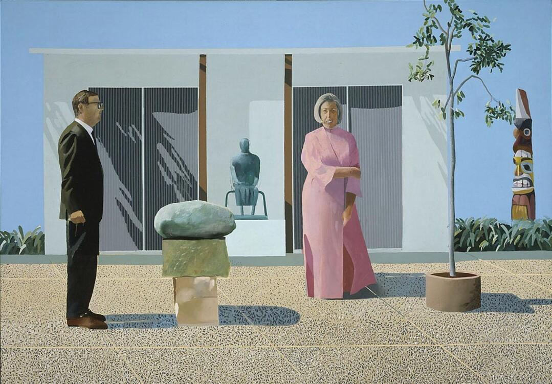 «Американские коллекционеры», 1968