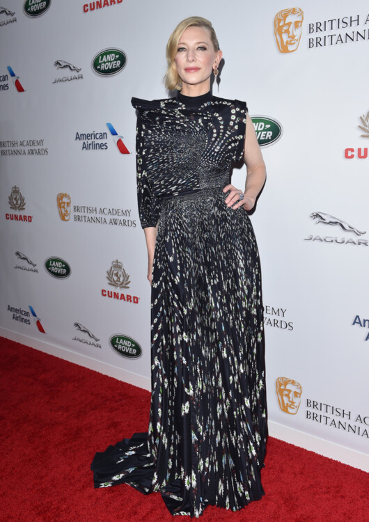 Кейт Бланшетт в платье Givenchy