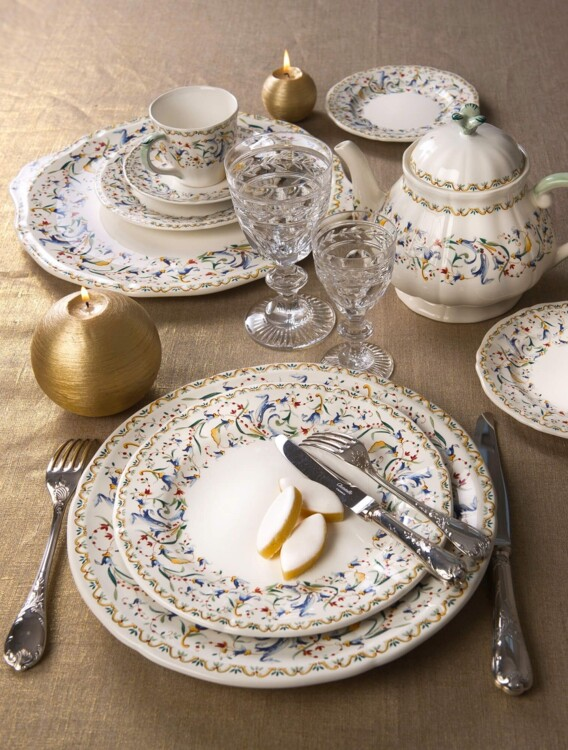 Сервиз из коллекции Toscana, GIEN