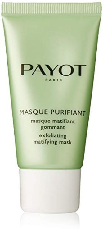 Маска Payot, очищує і матує шкіру