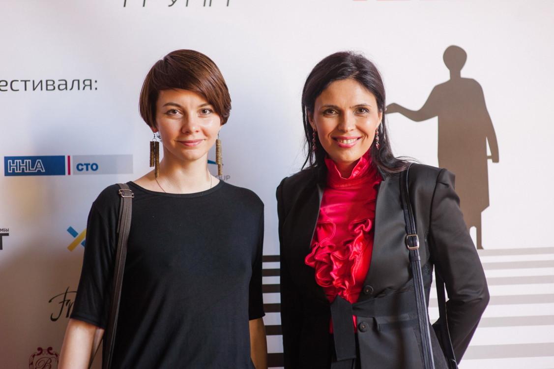 Любовь Морозова и Елена Ботвинова