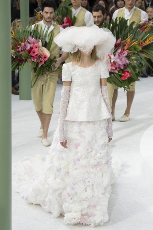 Chanel Couture весна-лето 2015