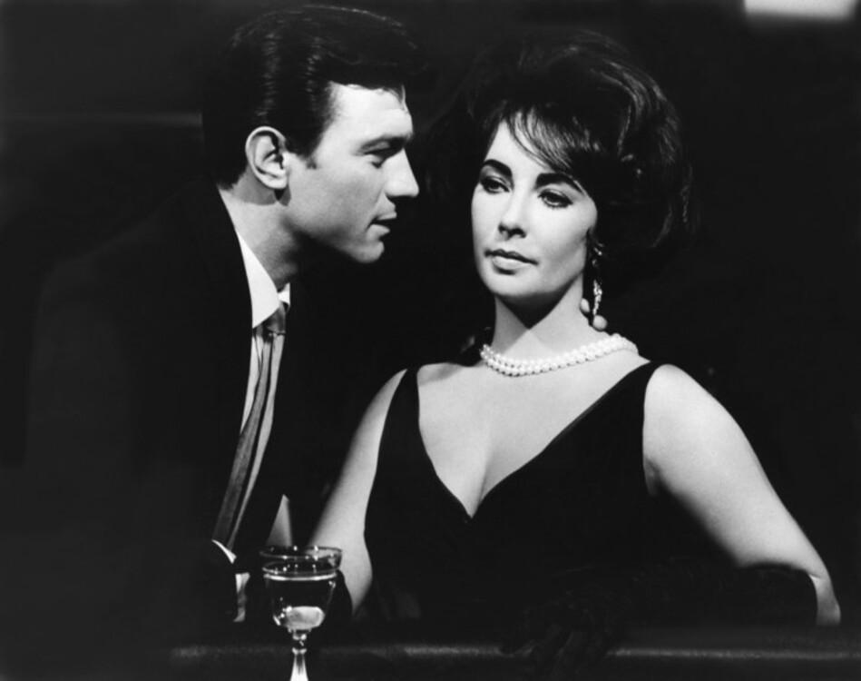 Элизабет Тейлор в фильме «Баттерфилд, 8», 1960