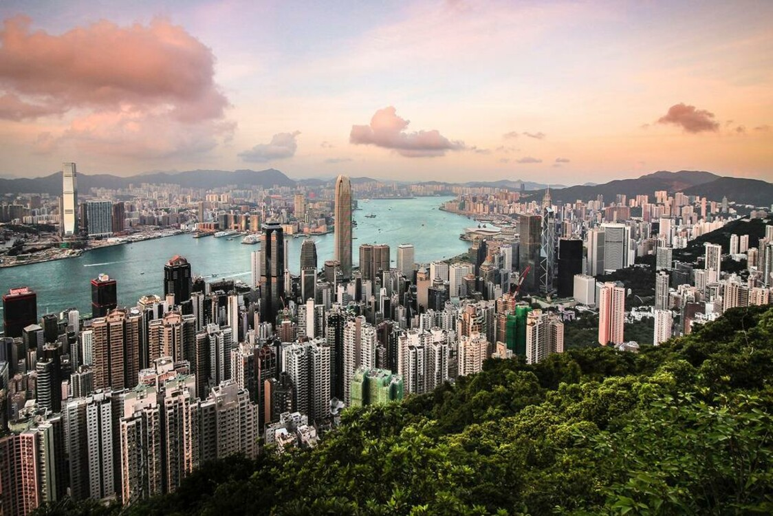 13. Гонконг. Photo: Florian Wehde / Unsplash