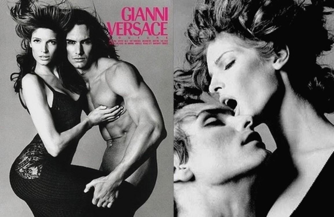 Gianni Versace осень-зима 1993/1994