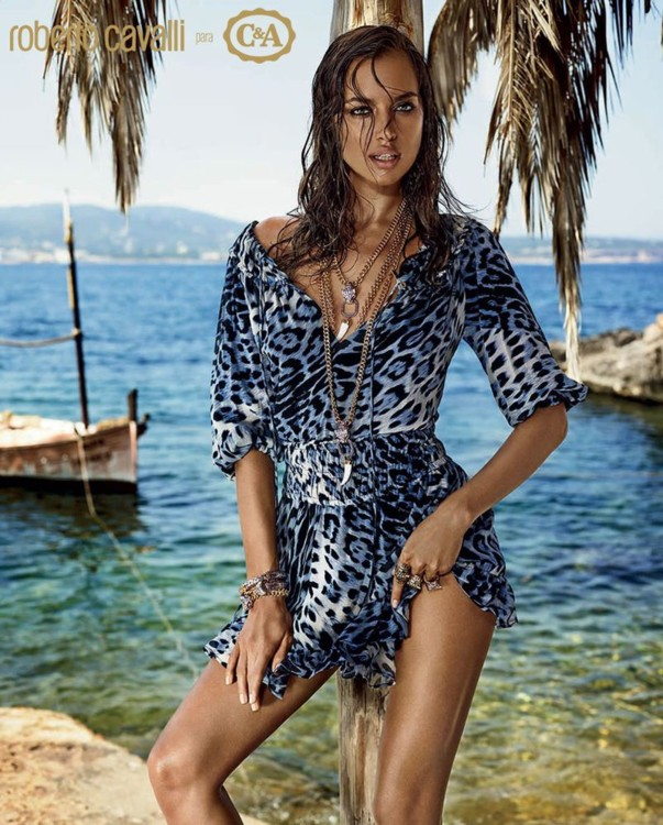 C&A Brazil Capsule Collection by Roberto Cavalli