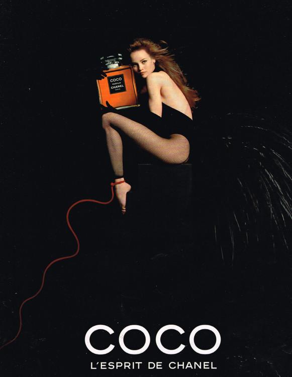 Ванесса Параді для Coco Chanel