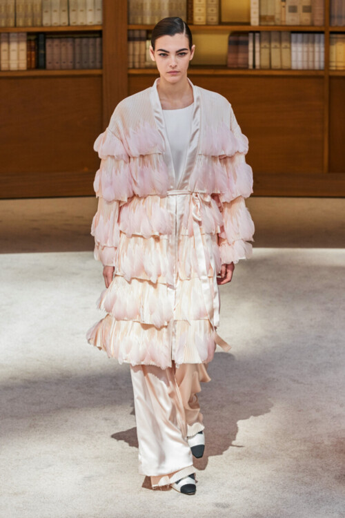 Chanel Couture осень-зима 2019/2020
