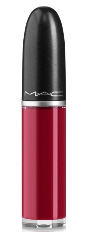 Жидкая матовая помада Retro Matte Liquid Lip Colour оттенка Carnivorous, M.A.C