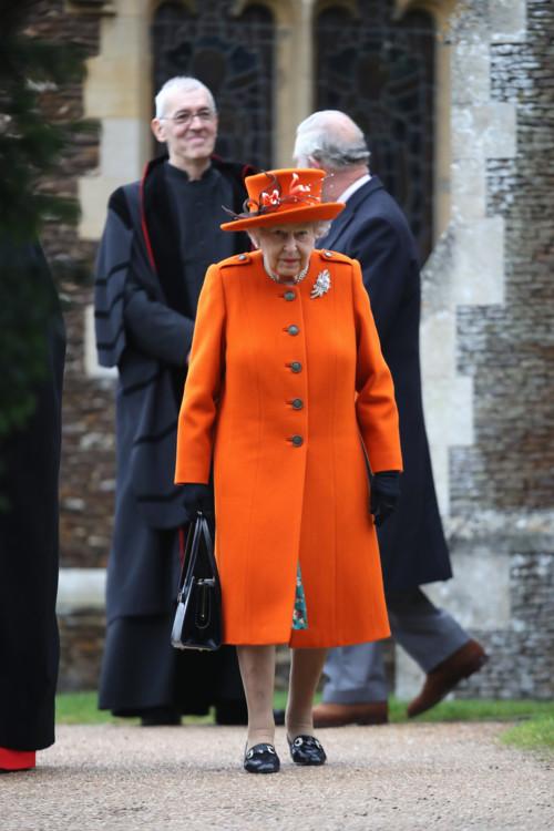 Королева Елизавета II и Чарльз, принц Уэльский