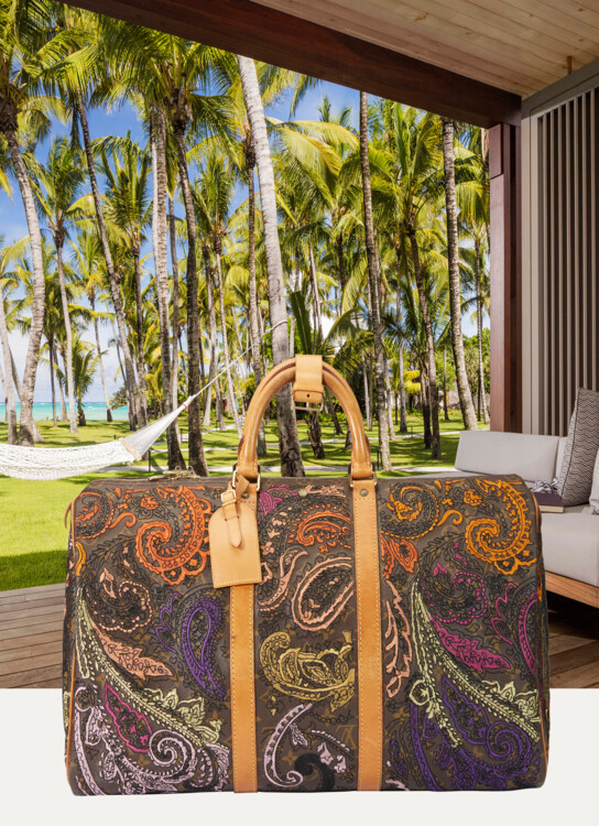 Сумка для курорта One&Only Le Saint Géran на Маврикии