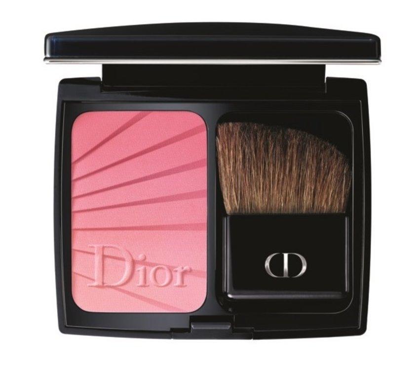 Румяна Dior из коллекции Colour Gradation Spring 2017