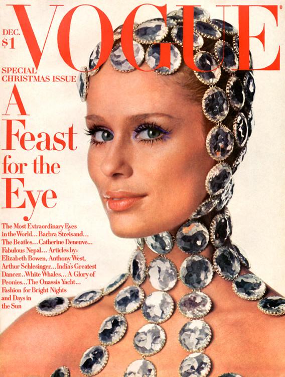 Vogue US, декабрь 1968