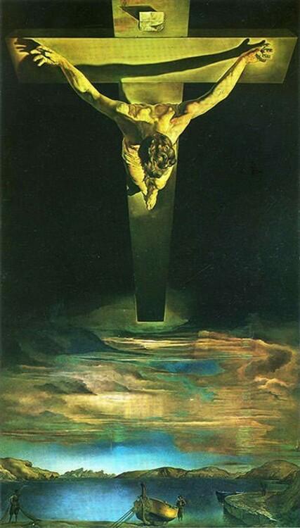 «Христос Святого Иоанна Креста», 1951