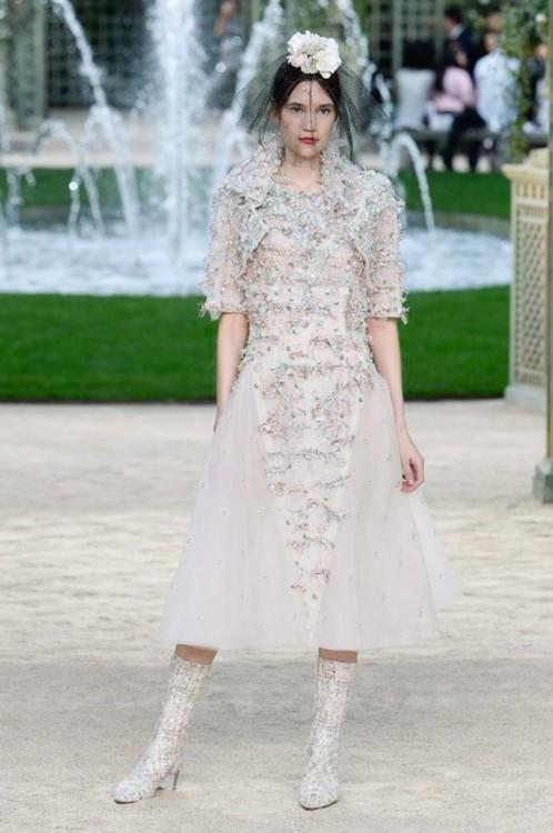 Chanel Couture весна-лето 2018