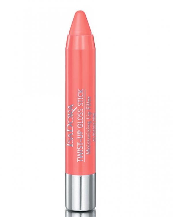 Увлажняющий гель для губ Twist-Up Gloss Stick, № 17 Sorbet, Isadora