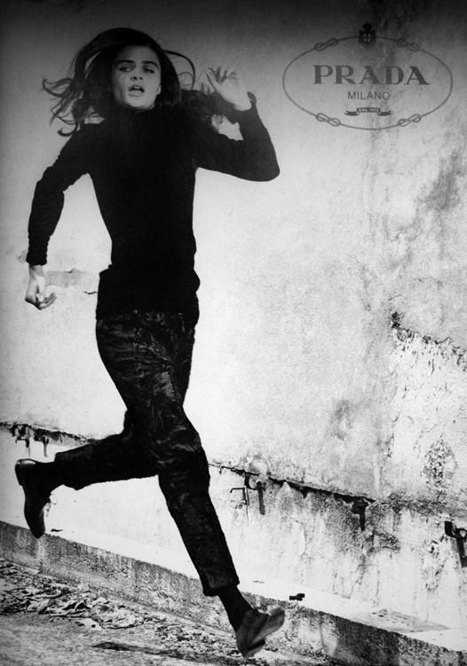 Рекламная кампания Prada, 1990