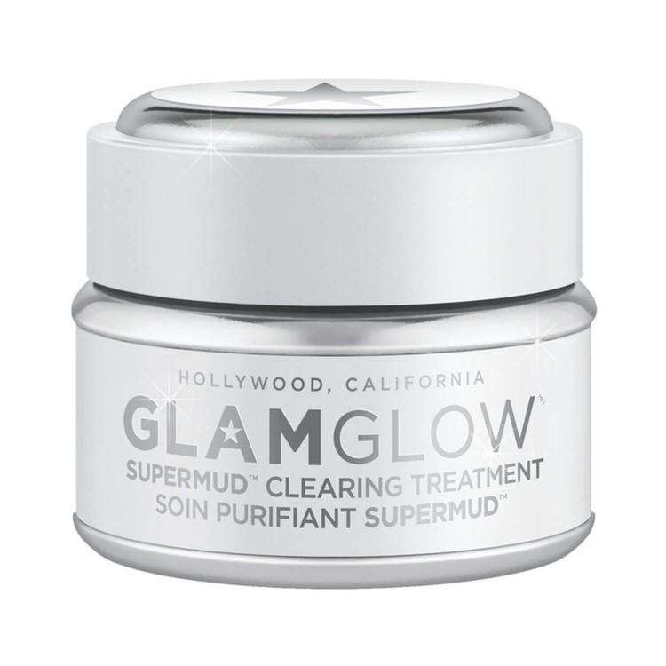 Очищающая маска на основе глины Supermud Clearing Treatment, GLAMGLOW