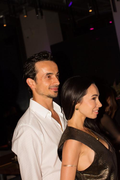 Олександр Стоянов і Катерина Кухар