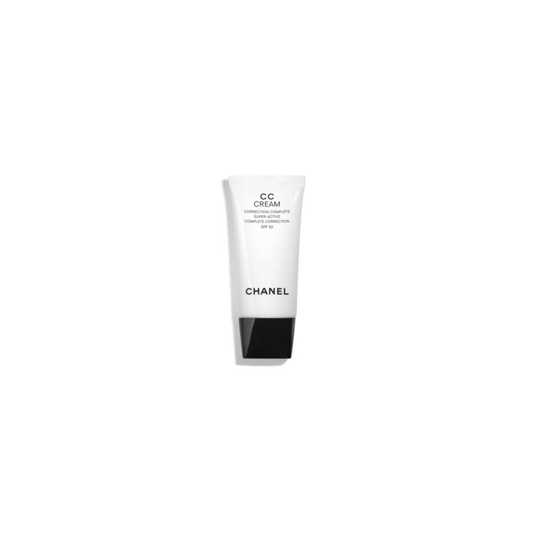 Крем для корекції кольору обличчя CC Cream з SPF 50, Chanel