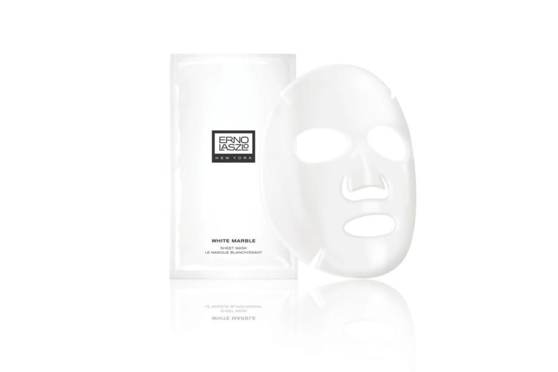 Листовая маска White Marble Sheet Mask, Erno Laszlo