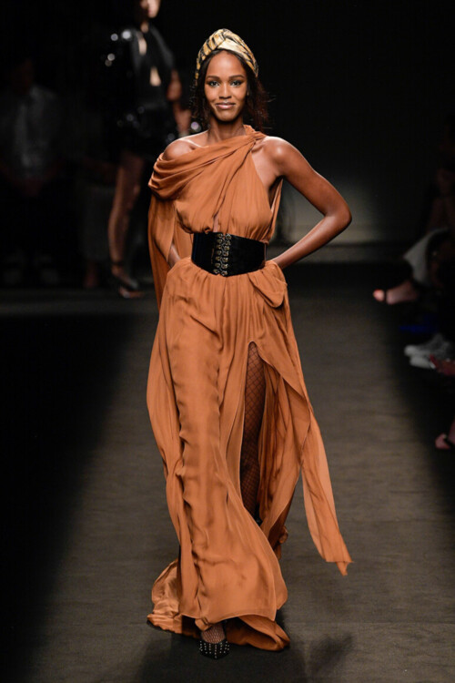 Dundas Couture осень-зима 2019/2020