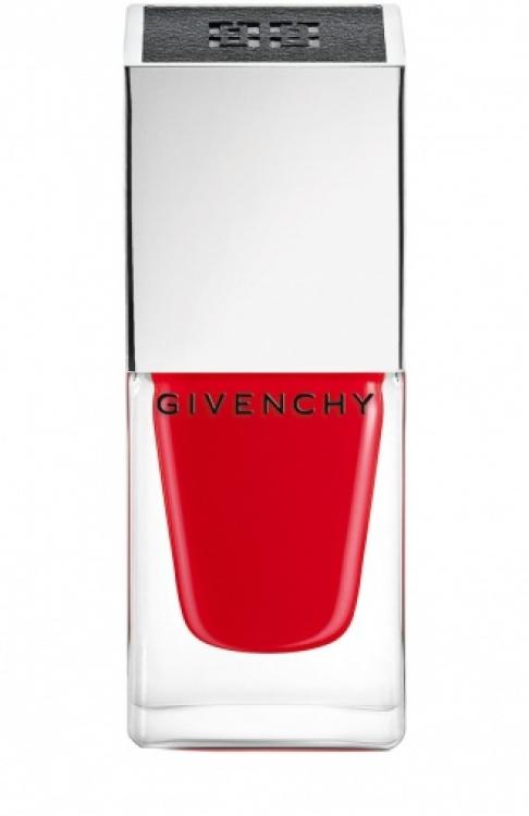 Лак для ногтей, № 07 Grenat Initie, Givenchy