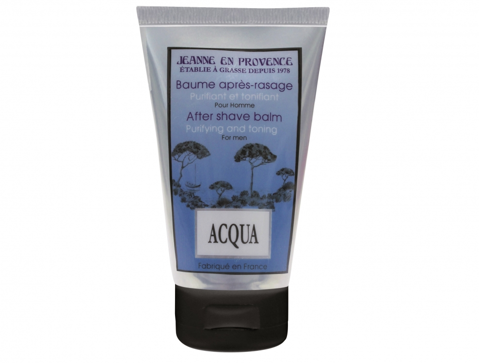 Очищающий и тонизирующий бальзам после бритья Acqua, JEANNE EN PROVENCE