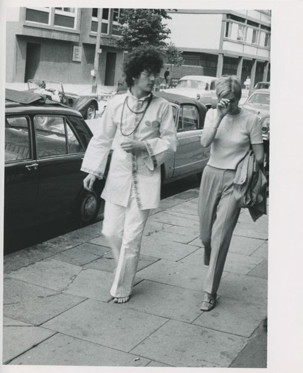 Лондон, 1967