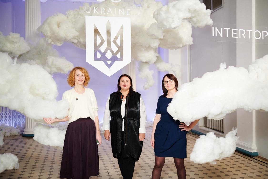 Команда Национального художественного музея Украины