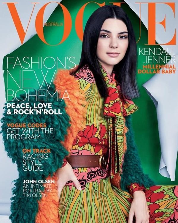 Vogue Australia, октябрь 2016