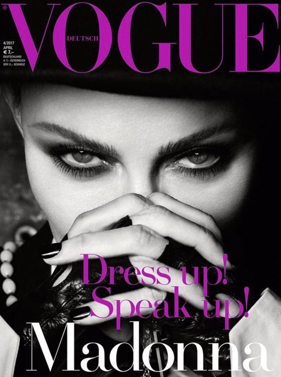 Vogue Germany, квітень 2017