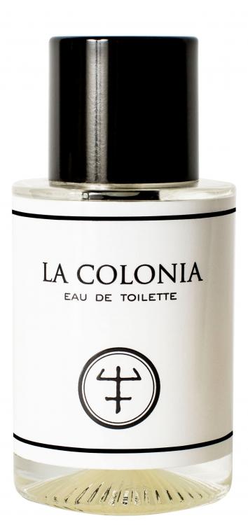 La Colonia, oLIVER & co с нотами бергамота, моря, водяного кресса, ландыша, кедра и зеленого перца