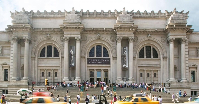 Музей искусств Метрополитен, Нью-Йорк, США (7 360 000 посетителей в 2018 году)