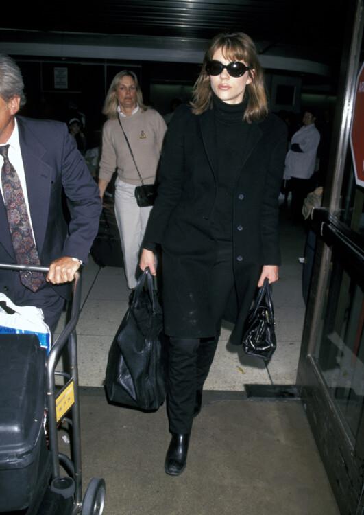 Элизабет Херли в Лос-Анджелесе, 1998