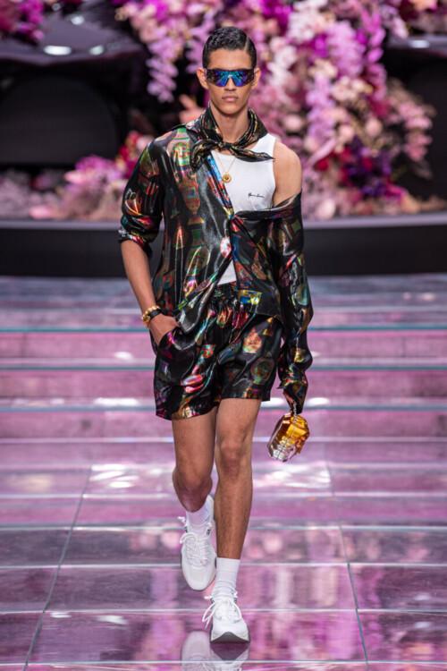 Versace Menswear весна-лето 2020