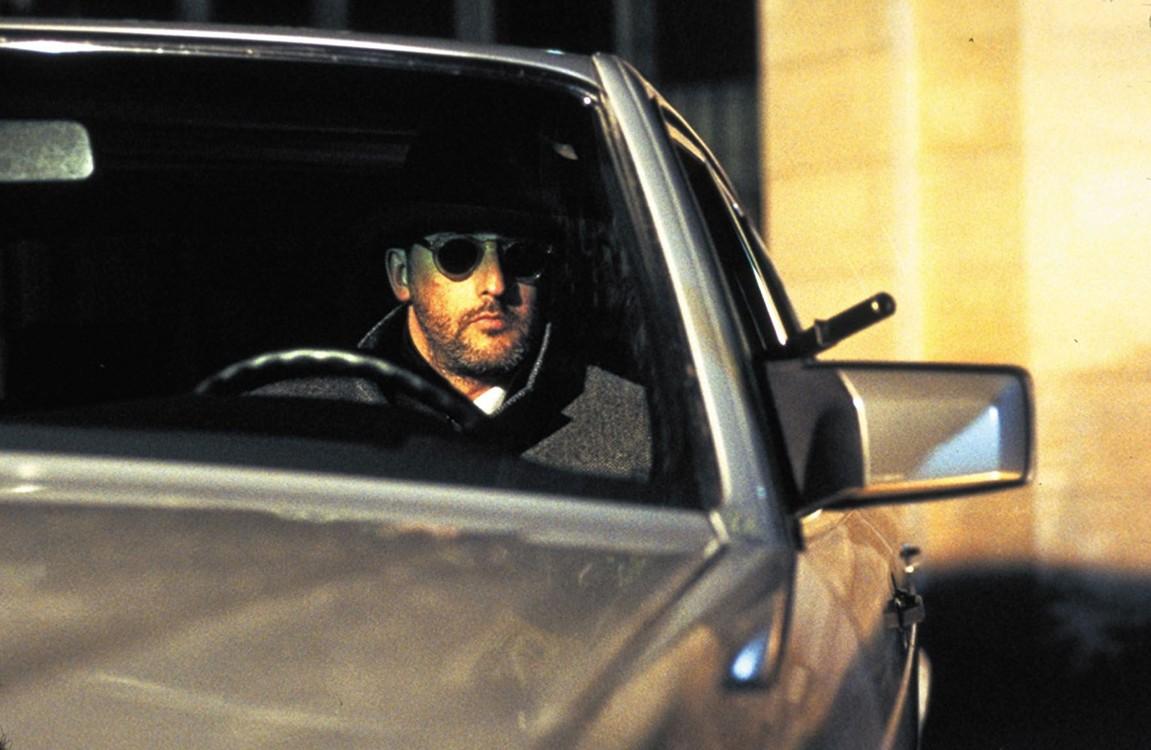 Кадр з фільму «Нікіта», 1990