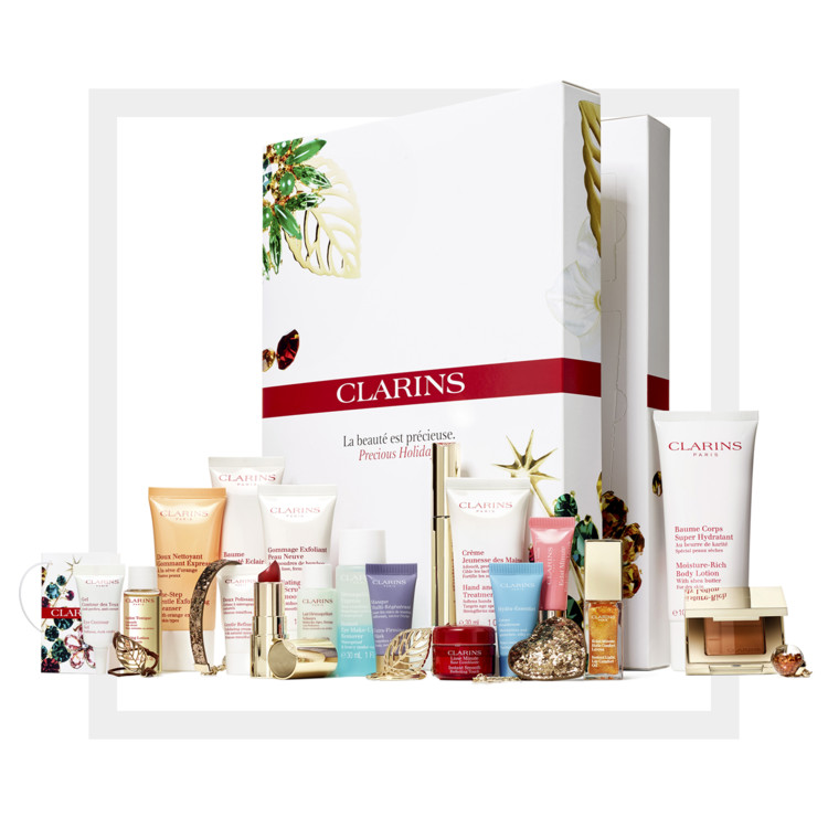 Адвент-календарь Clarins