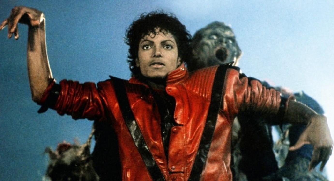 "Майкл Джексон, ""Thriller"", 1983"