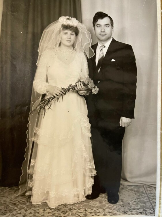 Родители Ивана Фролова