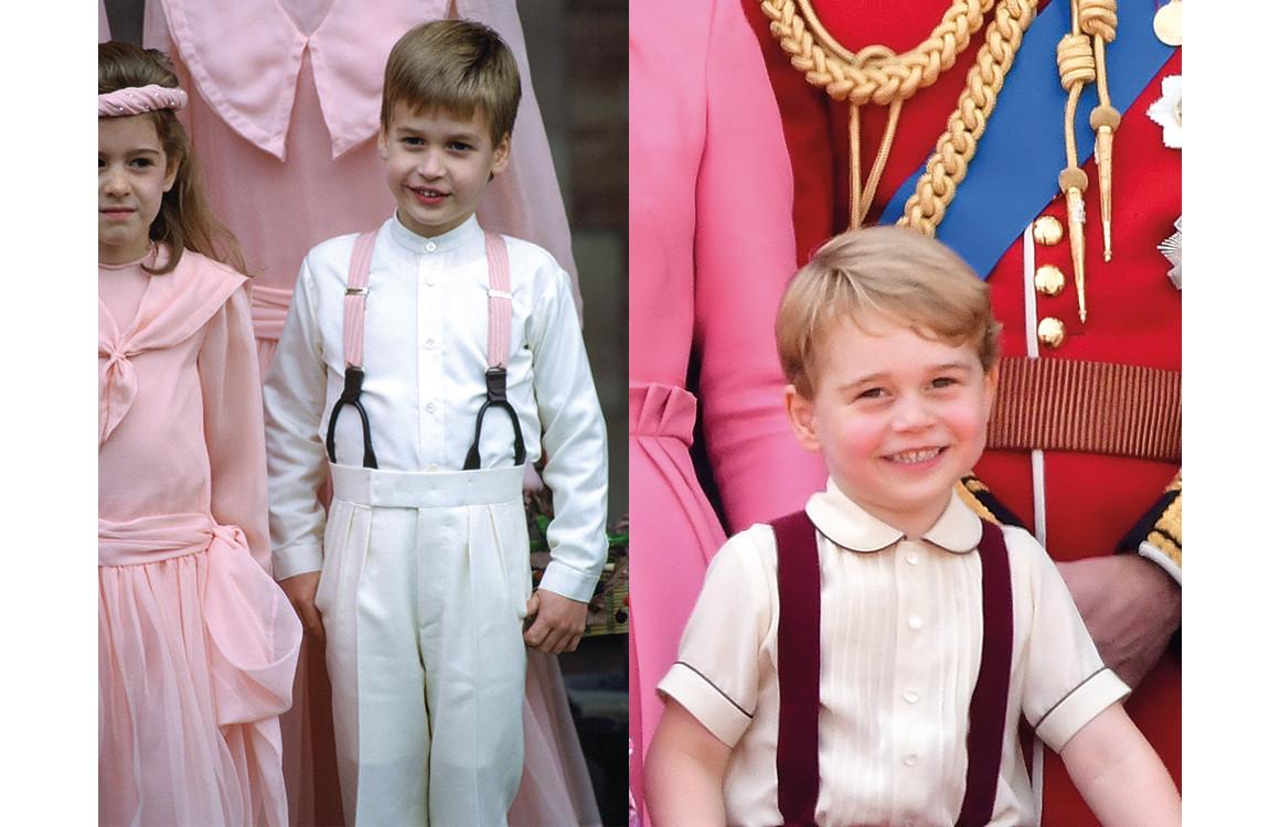 Принц Вільям / принц Джордж 2015 року